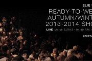 Elie Saab Ready-to-Wear Autumn/Winter 2013-2014 Fashion Show