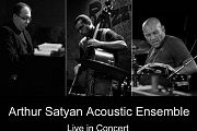Arthur Satyan Acoustic Ensemble Live in USJ - 29th of May - Tuesday