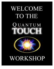 Quantum Touch USA certified course