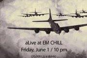 PINDOLL Live at EM chill