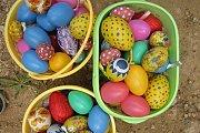 Chasse aux œufs dans la forêt de Baabda avec Neos Kids