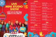 Live Mini Studio Show - Citymall's Easter Activities