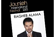 Ragheb Alama Concert - Jounieh International Festival 2013