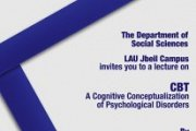 """Talk on """"CBT in the Treatment of Psychological Disorders"""""""
