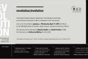 Revolution Evolution The Graphic Design 20th Anniversary @AUB