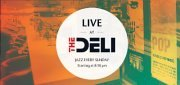 "Sunday Jazz at DRM - ""Live at the DELI"""