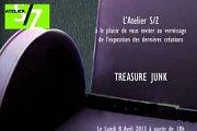 Treasure Junk Exhibition at Atelier SZ