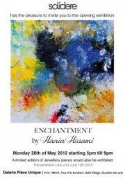 """Enchantment"" Art & Jewellery Exhibition by Hania Housami"