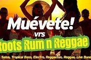 Muevete! Vrs Roots, Rum 'n' Reggae