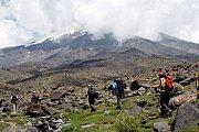 Mt. Ararat Summit Excursion with The Footprints Nature Club