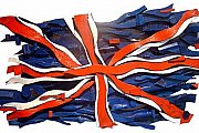 """British Union Flags"" - Art Exhibition"