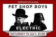Pet Shop Boys Concert in Lebanon - Part of Byblos International Festival 2013