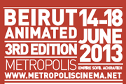 Beirut Animated 2013 - 3rd edition