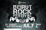 Beirut Rock Festival 2013 - Skunk Anansie & L.A.vation (Tribute to U2) in Lebanon!