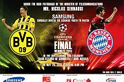 Bringing Wembley to Gemmayze - Watch the Champions League Finals in The Train Station of Mar Mikhael!