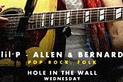 Lil'P, Allen & Bernard live at hole in the wall - Every Wednesday