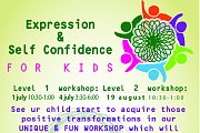 Expression & Self Confidence for Kids