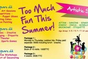 Artistic Summer Camp @ Talent Square Edutainment Studio