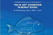 """Sea N'Art"" Exhibition"