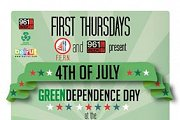 First Thursdays with FERN and 961 Beer: July 4th GREENDEPENDENCE Day!