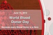 World Blood Donor Day conference by Donner Sang Compter