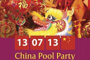China Pool Party