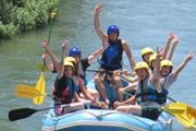 Rafting W/E with Vamos Todos
