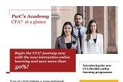 CFA at a glance