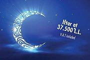 Ramadan Iftar at Chili's