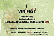 Vinifest 2013 - Lebanon Wine Festival