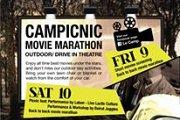 Campicnic Movie Marathon