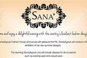 Sanaa Ayoub Fashion Exhibition