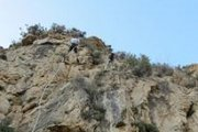 Rappel in Bshamoun with The Footprints Nature Club