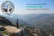Hiking in Deir El-Qamar - Maaser Beit El-Din with Footprints Nature Club