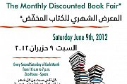 The Monthly Discounted Book Fair