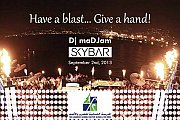 Have a blast… Give a hand! - Fundraising Event for LSBD