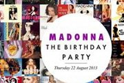 MADONNA's TRIBUTE PARTY