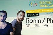 Ronin / Phil at Electric Sundown