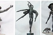 Gago 2013 - Bronze Sculptures Exhibition