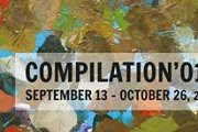 "Art Circle's 4th Birthday Party & Opening of ""Compilation '013"" - Art Exhibition"