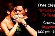 Free Class of Initiation to Tango