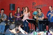 ZIAD RAHBANI & HIS BAND WITH GUEST SINGERS LIVE @ RAZZ'ZZ