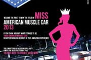 Miss American Muscle Car