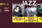 Beirut Jazz Festival 2013 - Tania Saleh & Selah Sue