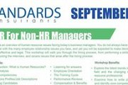 HR for non-HR Managers Workshop