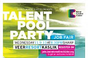 BCC Talent Pool Party - Job Fair