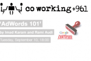 AdWords 101 @ Coworking +961