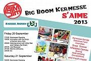 BIG BOOM Kermesse S'AIME 2013