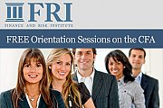 FREE Orientation Sessions on the CFA Levels I, II and III