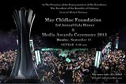 May Chidiac Foundation (MCF) Awards Gala Dinner at Skybar